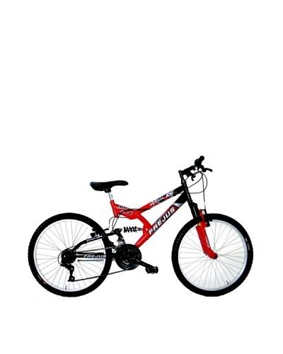 Frejus Bicicleta Mtb Full Suspensión Rojo / Negro