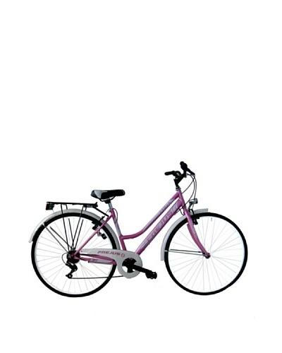 Frejus Bicicleta Trekking Rosa / Blanco