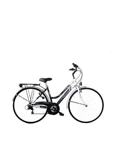 Frejus Bicicleta Trekking Negro / Blanco