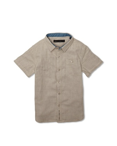 French Camisa Manatee Gris