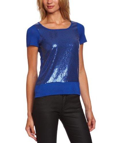 French Connection Camiseta Amiclas Azul Eléctrico
