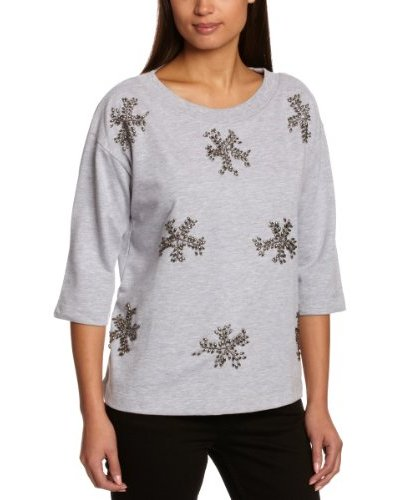 French Connection Sudadera Maggy Gris