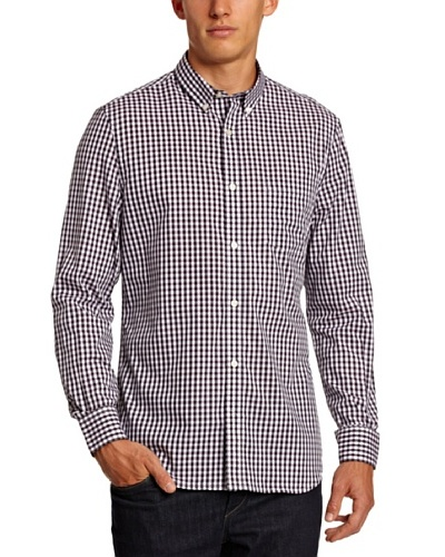 French Connection Camisa Odoric Burdeos