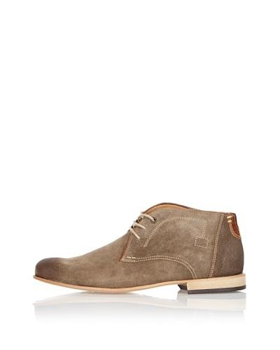Fretz Men Zapatos Fayette Topo / Cognac
