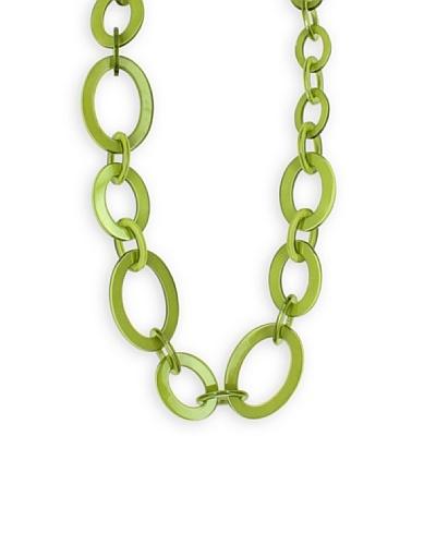 Frou Frou Bijoux Collar Lunga 70'S Verde