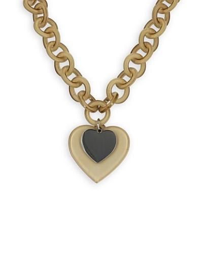 Frou Frou Bijoux Collar Coeur Oro