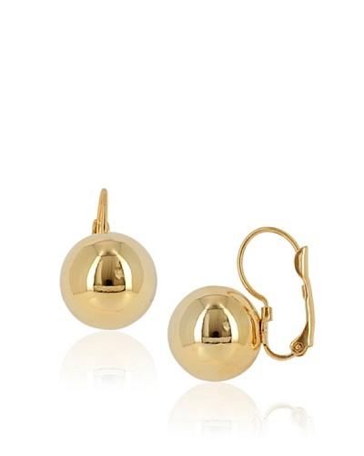 FrouFrou Bijoux Pendientes Boule Oro