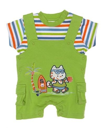 F.S. Baby Pelele Sin Mangas Y Camiseta