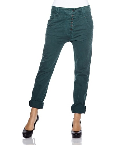 Fuga Pantalón New Holly Verde