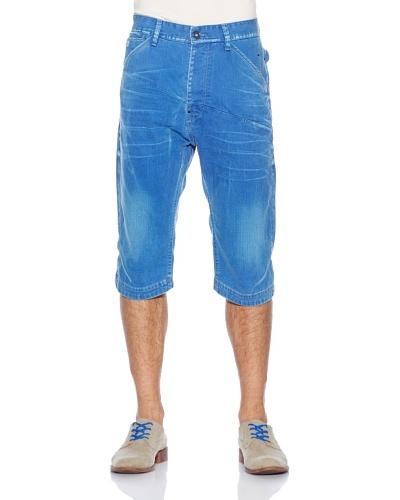 Fuga Pantalón Bermuda Carter Azul