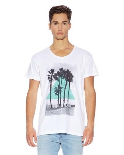 Fuga Camiseta Aleson Blanco