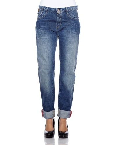Fuga Jeans Sofia Boyfriend Azul Denim