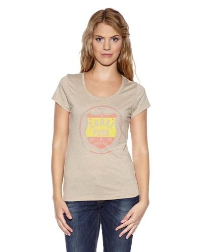Fuga Camiseta Fish Beige