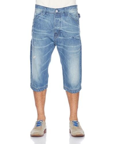 Fuga Pantalón Bermuda Carter Azul Medio