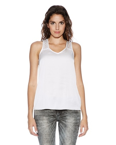 Fuga Blusa Fancy Blanco