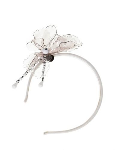 Furla Diadema Orquídea Blanco