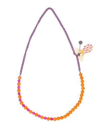 Furla Collar Iris Ananas