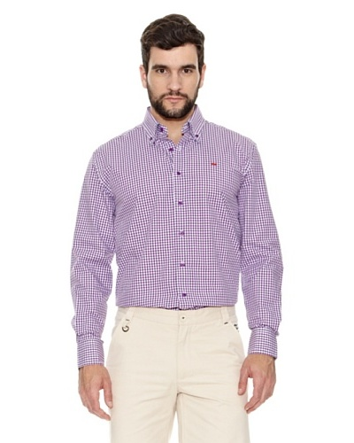 Fyord Camisa Kai  Regular Fit Vichy