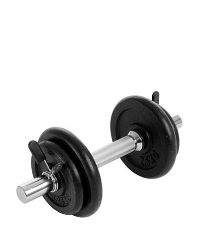 Fytter Gym Set De Pesa 10 Kg (Kit Barra + 4 Discos)