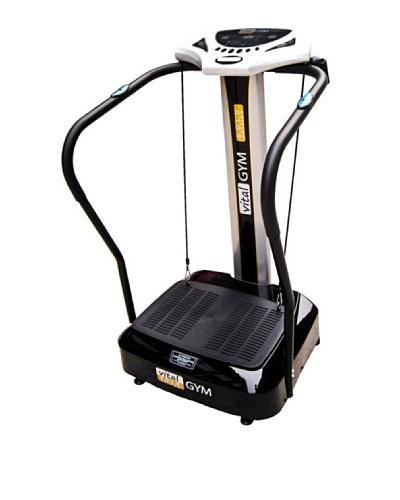 Fytter Gym Plataforma Oscilante Y Vibratoria Con Tubos de Resistencia Gold Ii