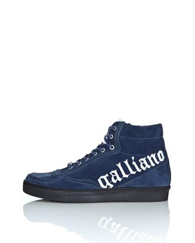 Galliano Zapatillas Trapani Azul