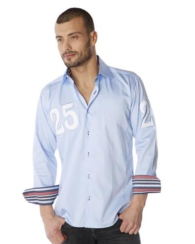 Gazoil Camisa Puños Contraste