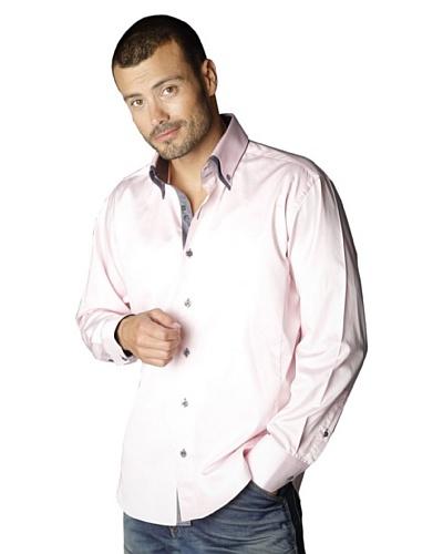 Gazoil Camisa Basic Rosa