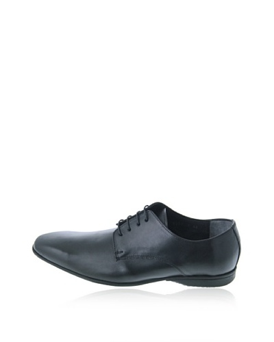 Gentleman Farmer Zapatos Massa Lubrense Negro