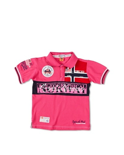 Geographical Norway Polo Manga Corta Kyer