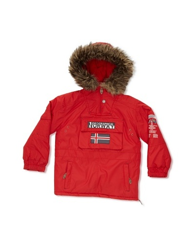 Geographical Norway Parka Building