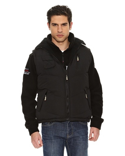 Geographical Norway Chaleco Vagon New