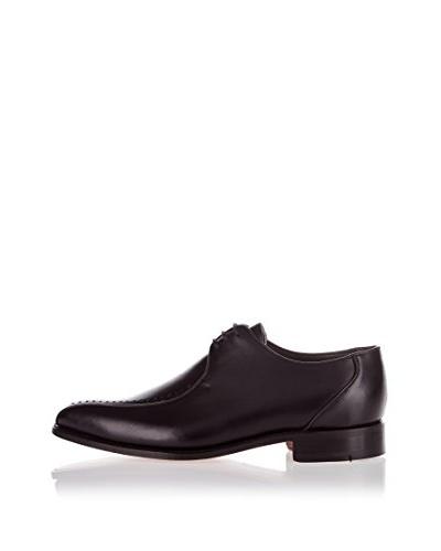 George Webb Zapatos Clásicos Jersey Negro
