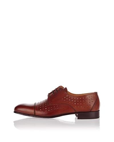 George Webb Zapatos Derby Marrón