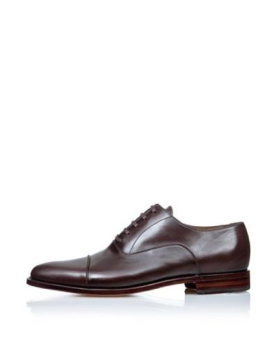 George's Zapato Cordones Puntera Recta
