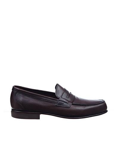 George's Loafer Mocasines Antifaz Básico Marrón oscuro