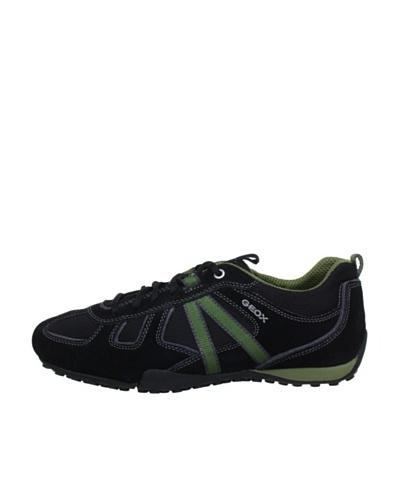 Geox Zapatillas Negro/Verde
