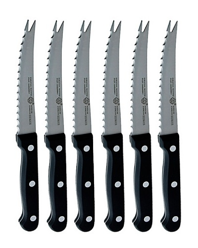 GGS Solingen Cuchillos Set De 6 Unidades Para Ternasco