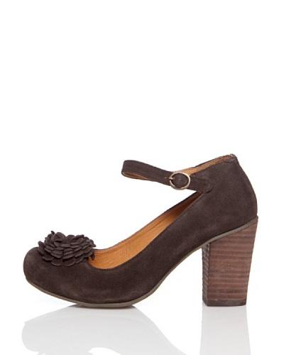 Gioseppo Zapatos Vestir Adelaida Marrón Oscuro