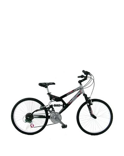 Girardengo Bicicleta MTB Full Rojo 24