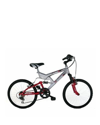 Girardengo Bicicleta Kids MTB Full Gris 20