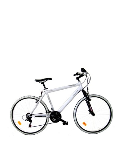 Girardengo Bicicleta MTB Blanco 26