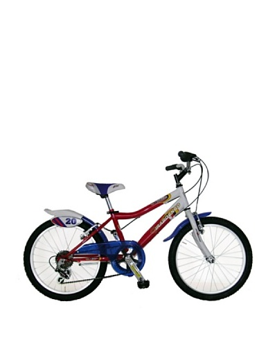 Girardengo Bicicleta Kids CTB Rojo 20