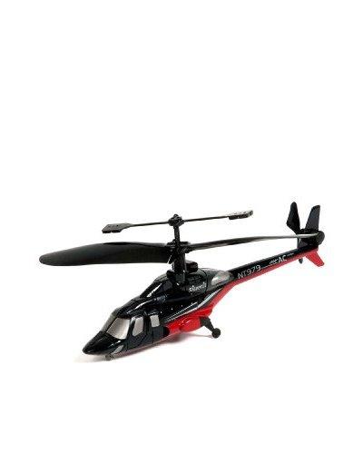 Air Raiders Nanocoptero Radiocontrol Atlas Pro 3 canales con vuelo interior