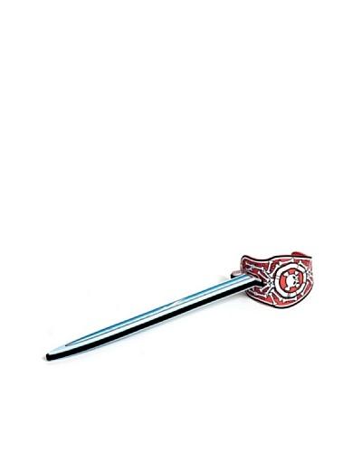 Giro Espada de Foam Pirata Roja
