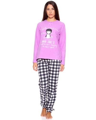 Gisela Conjunto Mujer Camiseta + Pantalón