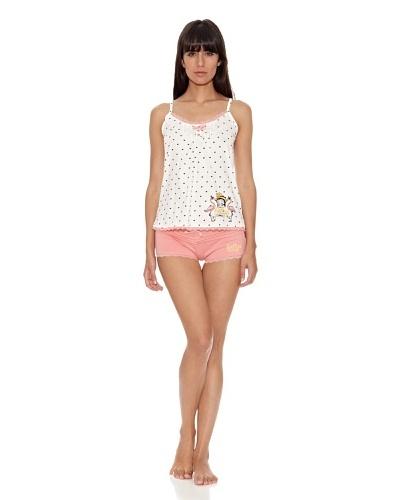 Gisela Pijama Camiseta Tirante + Short