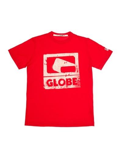 Globe Camiseta Corroded