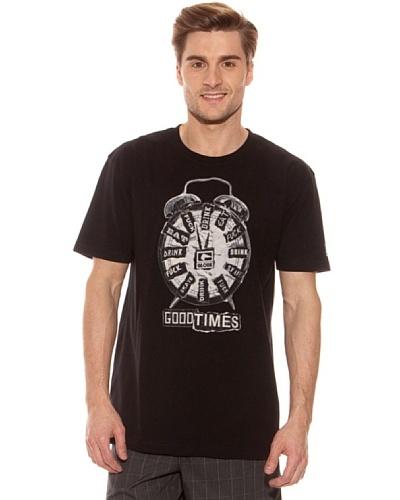 Globe Camiseta