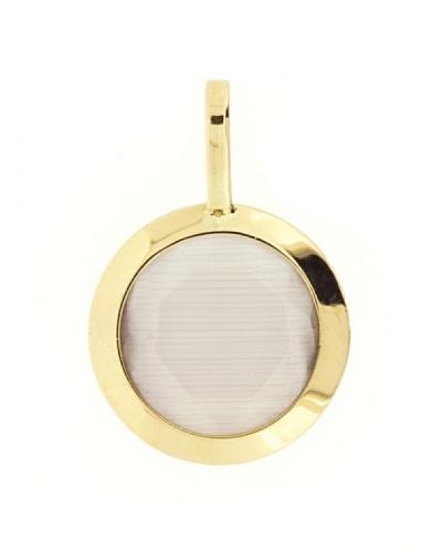 Gold & Diamond Colgante 4 Estaciones Nácar