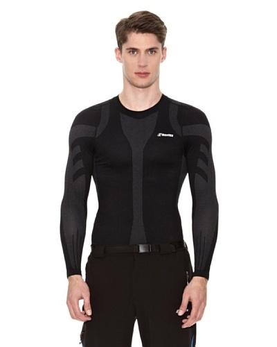 Goritz Camiseta Unisex Térmica Plata